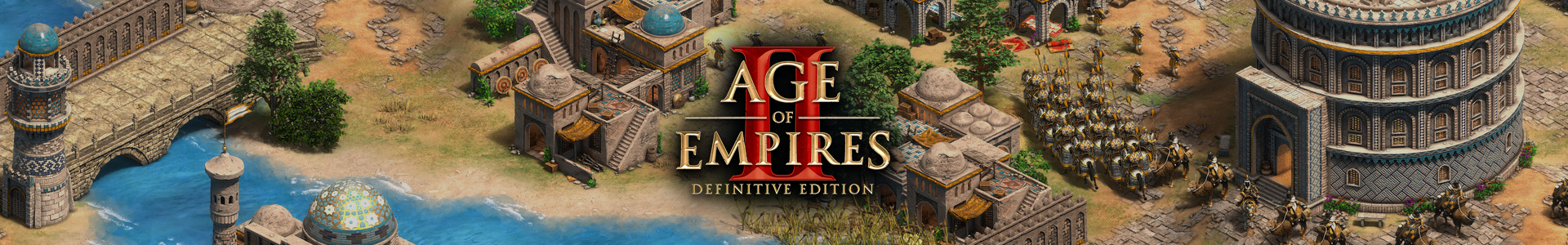 Age of Empires II definitive edition statistics